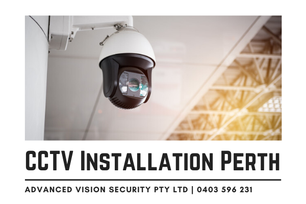 CCTV Installation Perth