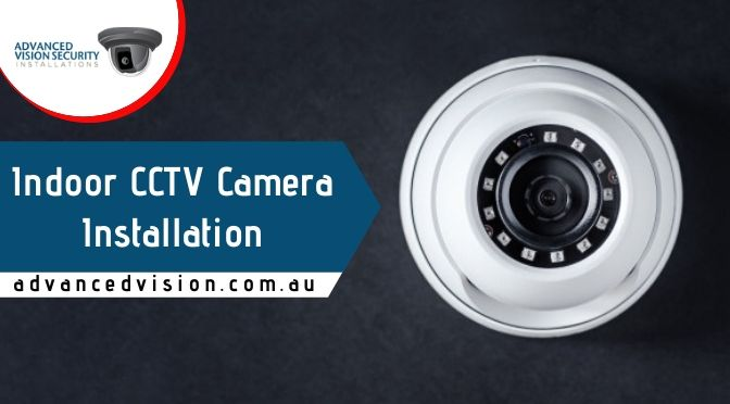 Indoor CCTV Camera Installation Perth