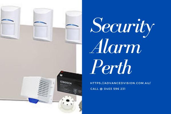 Best Security Alarm Perth