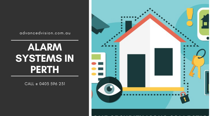 How Professionals Install Popular Alarm Systems in Perth?