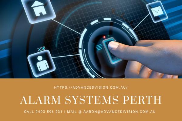 Alarm Systems in Perth