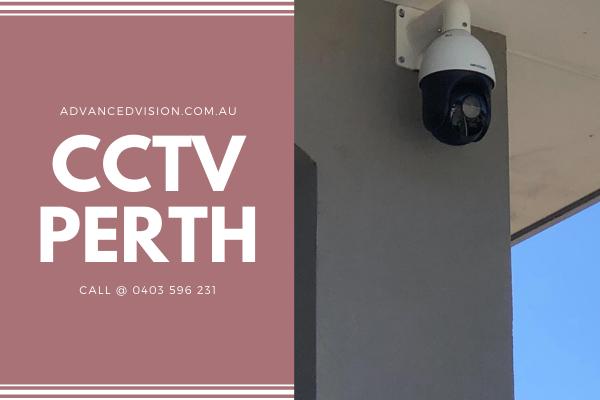 CCTV in Perth