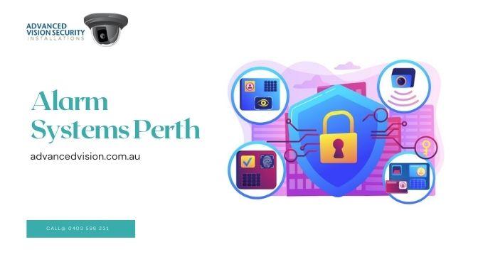 Alarm Systems Perth