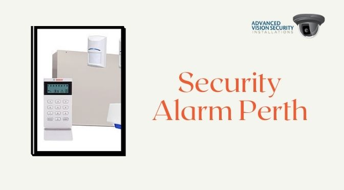 Why You Need To Avoid DIY When Installing a Security Alarm in Perth?